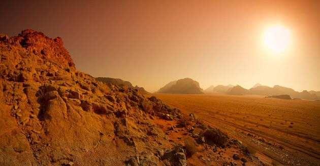 Volunteers wanted for one-way ticket to Mars   Qatar Living