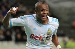Marseille's Andre Ayew: I will not be happy if PSG became champions