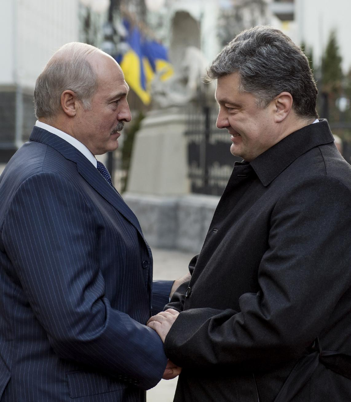 Crisis-hit Russia's top allies forge ties with Ukraine