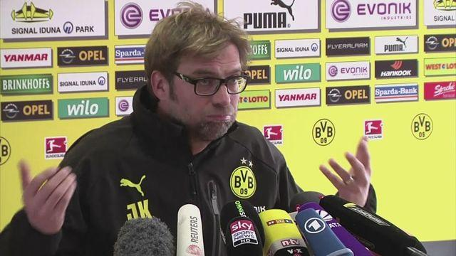No 'jig of glee' for Klopp as Dortmund draw Real Madrid