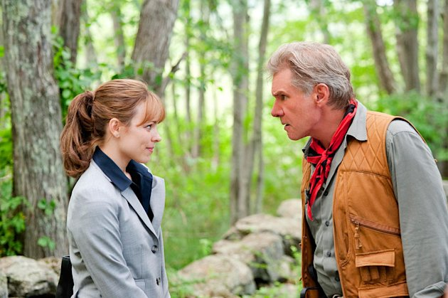 Morning Glory 2010 Paramount Pictures Rachel McAdams Harrison Ford