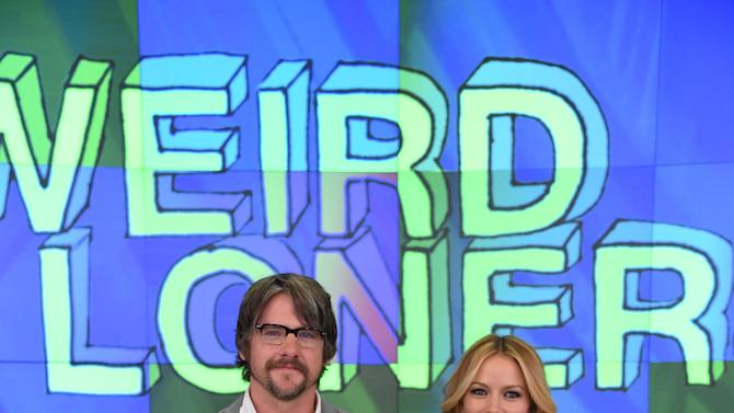 "The Cast Of ""Weird Loners"" Ring The NASDAQ Closing Bell"