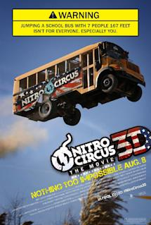 Poster of Nitro Circus The Movie 3D