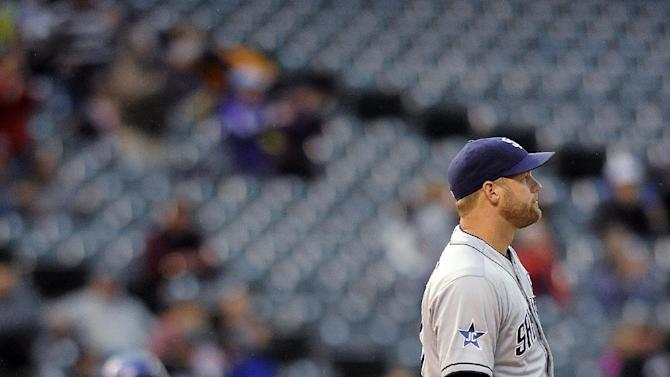 Rockies shut out Padres 3-0