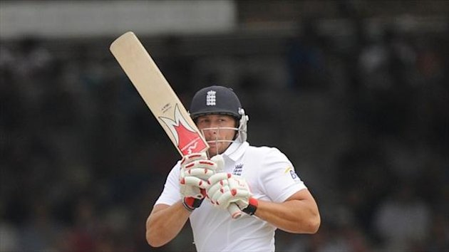 Tim Bresnan made a half-century on his comeback from injury.