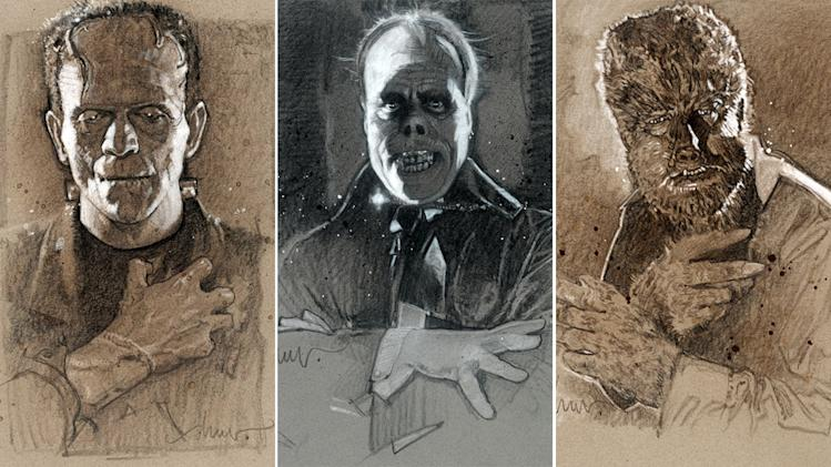Mondo Universal Monsters Jumbo