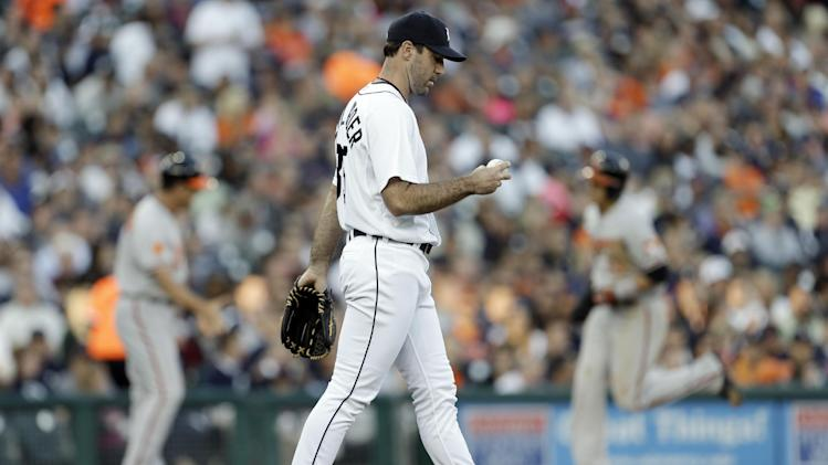 Orioles hit Verlander hard in 5-2 win over Tigers