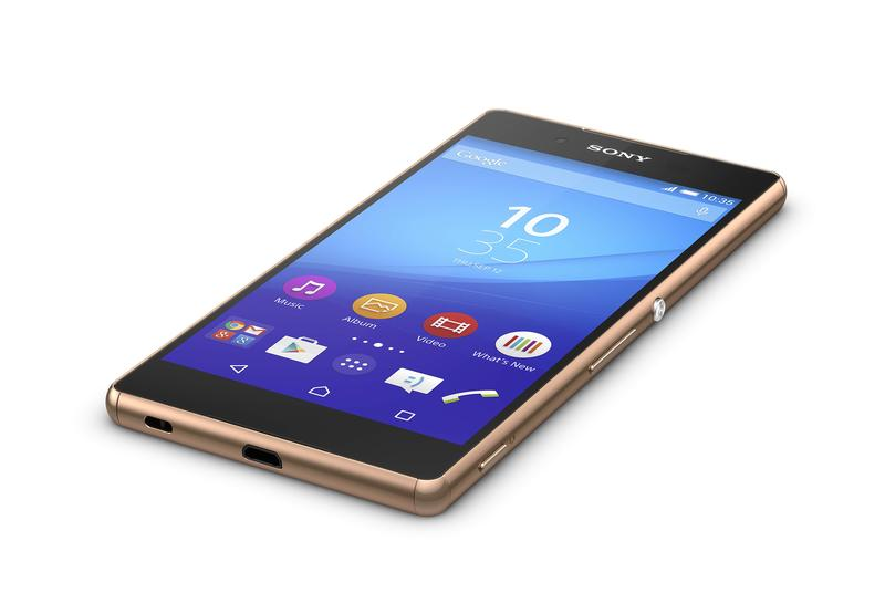 Sony's flagship Xperia Z4 goes global with the humbler title of Z3+