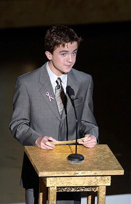 Frankie Muniz 53rd Annual Emmy Awards - 11/4/2001