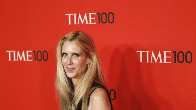 Ann Coulter Emerges as Voice of Reason in Mississippi's McDaniel Mess