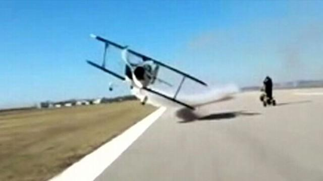 Airplane Stunt Video Being Investigated by FAA