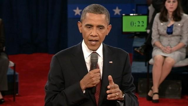 Obama: Romney Said 'I Would Veto the Dream Act'