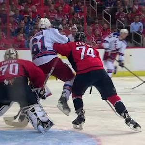 Sights and Sounds: Capitals vs. Rangers - Game 3