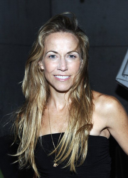 AUSTIN, TX - MARCH 11: Musician Sheryl Crow attends the after party for the world premiere of '$ELLEBRITY' during the 2012 SXSW Music, Film   Interactive Festival at the W Hotel on March 11, 2012 in A