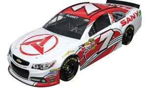 SANY America Teams With Tommy Baldwin Racing to Sponsor NASCAR Sprint Cup Series