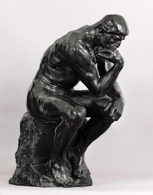 2 of 3 Rodin sculptures fetch $16M in NYC auction