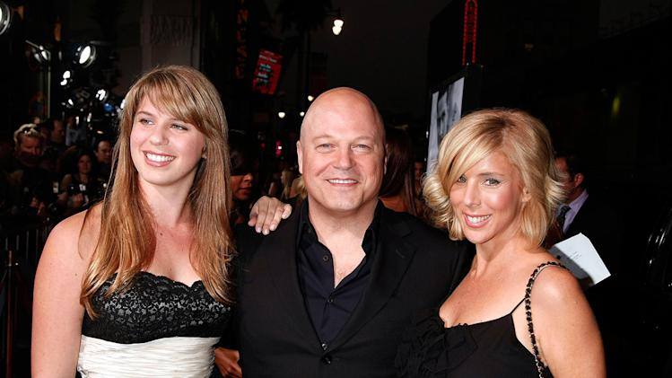 Eagle Eye LA Premiere 2008 Michael Chiklis