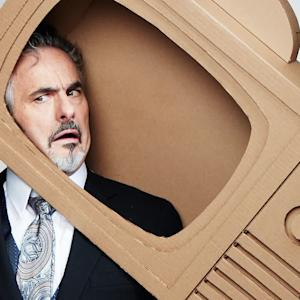 David Feherty GOLF Cover Shoot