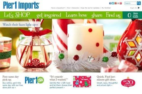 Pier 1 Imports® Powers Omni-Channel Commerce Operations with Demandware