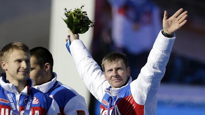 Olympic bobsled champ injured in attack