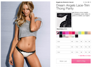 20 Tips for eCommerce Web Design and Usability image victoria secret 300x220