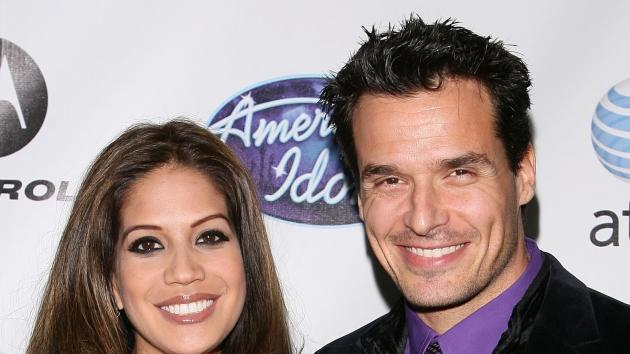 Cheryl Moana Marie and Antonio Sabato Jr. attend the Idol Prom: The 2011 Debut Of The American Idol Top 20 Semi-Finalists at The Roosevelt Hotel in Hollywood on February 24, 2011 -- Getty Premium
