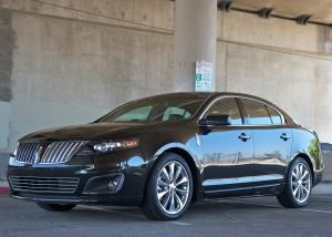 2011 Lincoln MKS Test Drive and Review - Lincoln Throws Down the Gauntlet