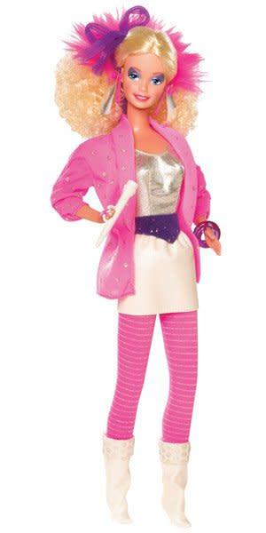 Rockstar Barbie (1986)