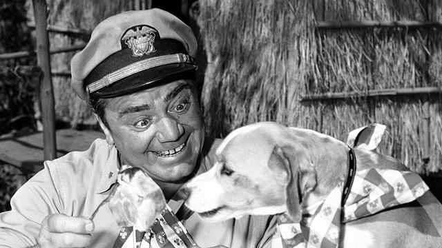 Ernest Borgnine, Star of 'McHale's Navy,' Dead at 95