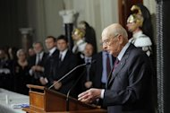Napolitano: Costituzione  pi saldo presidio di resistenza a dittatura
