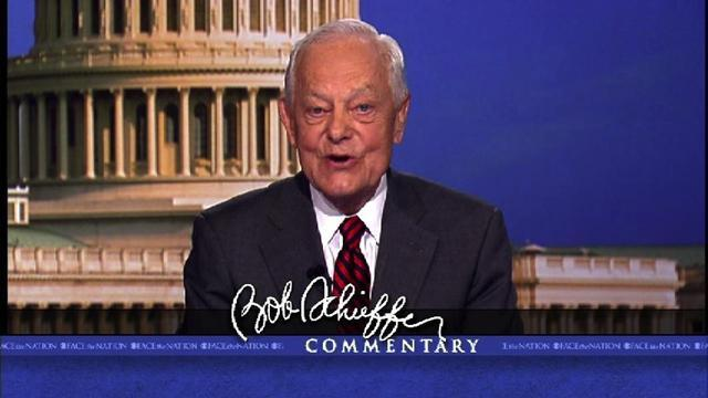 "Schieffer: ""Welcome to dumb and dumber"" in Washington"
