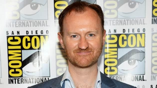 Mark Gatiss on the 'Sherlock' press line at San Diego Comic-Con 2013, July 18, 2013 -- Getty Images