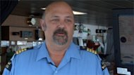 Terry Frost, captain of the Canadian Coast Guard icebreaker Henry Larsen, says small boats can still face dangerous ice conditions in the Northwest Passage, and all boaters travelling the Passage should file a sail plan with the Coast Guard.
