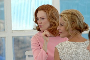 Julianne Moore and Belen Rueda in IFC Films' Savage Grace