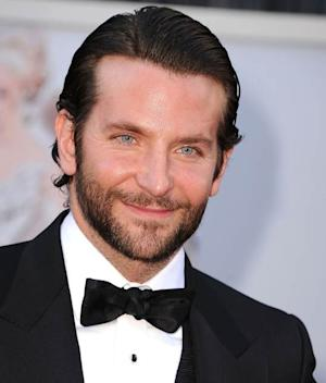 Bradley Cooper arrives at the 85th Annual Academy Awards at Dolby Theatre on February 24, 2013 in Hollywood, Calif. -- Getty Premium