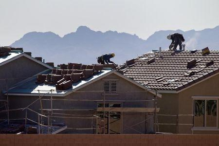 U.S. new home sales fall in August but trend still positive