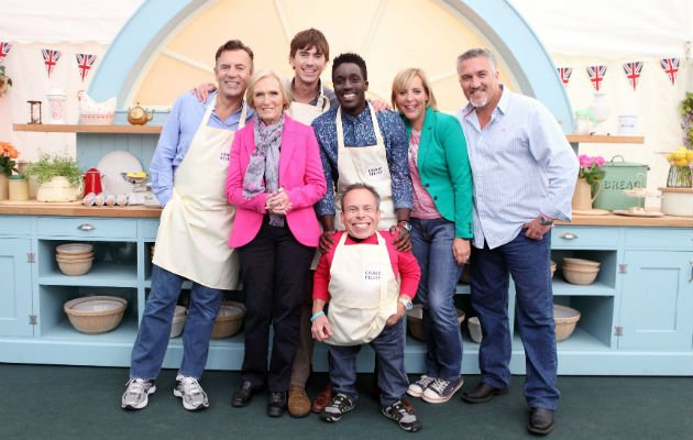 Bake-off... Celebs assemble for Comic Relief special (Copyright: BBC)