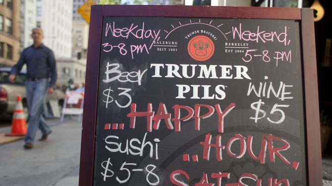 Some states unhappy about the idea of happy hours