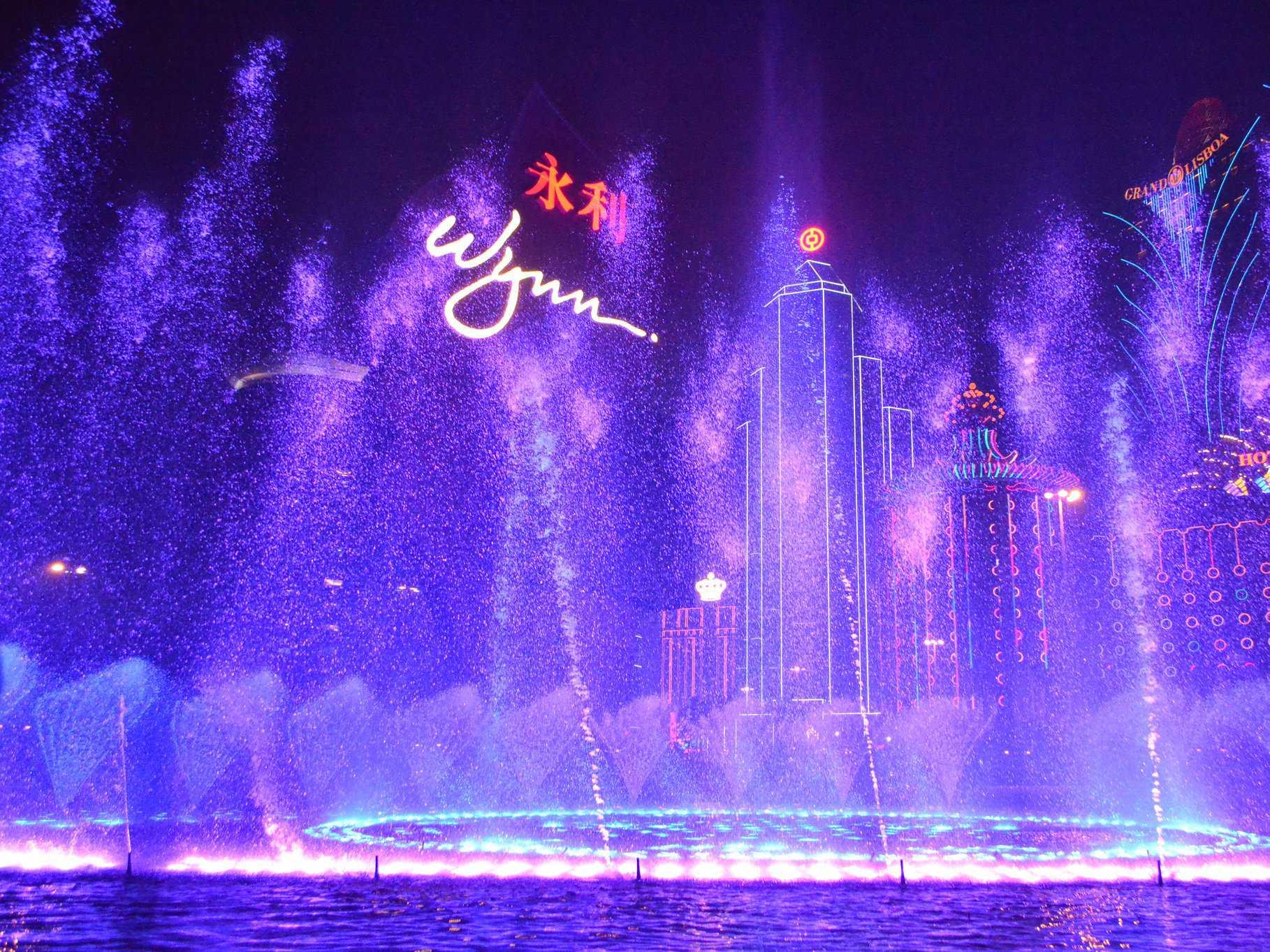 Wynn Resorts just put out a horrible sign for Macau