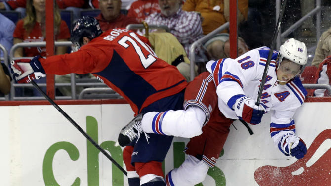 Ovechkin's Capitals specializing in slow starts