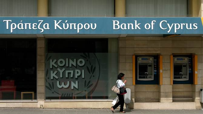 Official: Cyprus lawmakers to vote on bailout deal