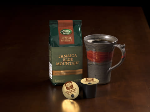 Green Mountain Coffee® and Keurig® Offer 100% Kona and Jamaica Blue Mountain® Special Reserve Coffees