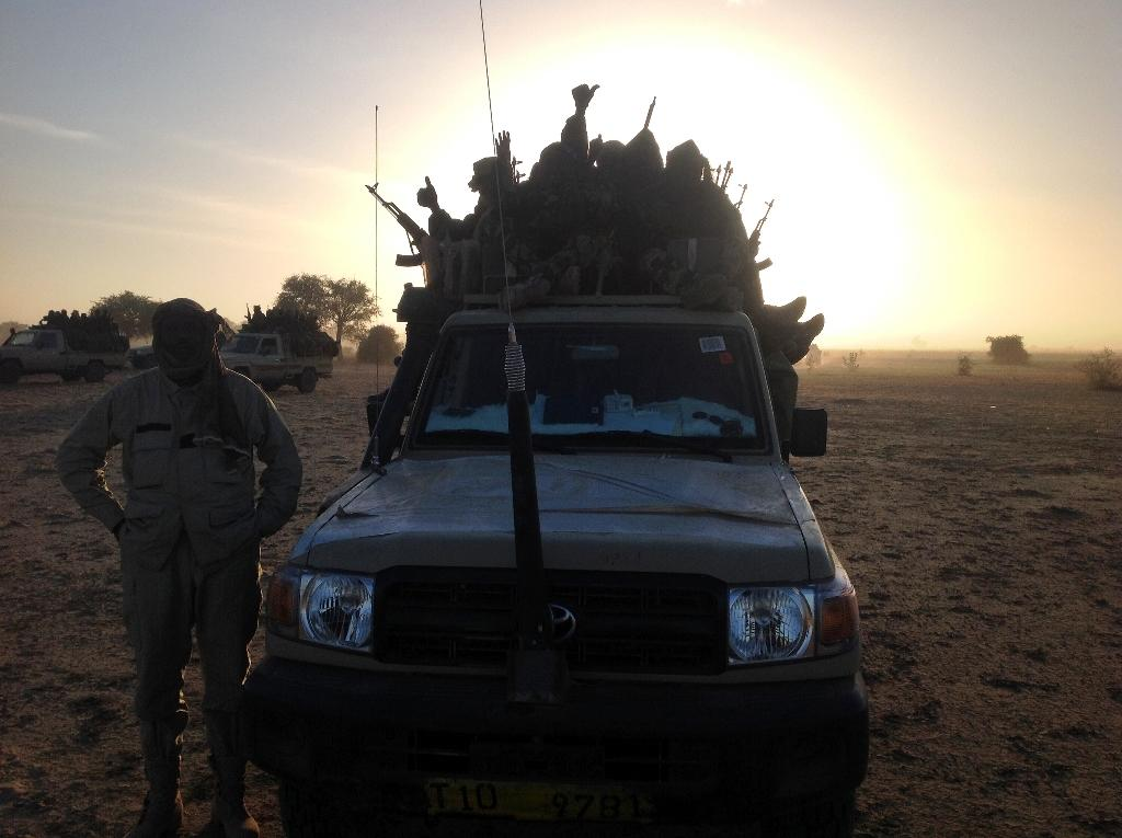 Chad executes 10 Boko Haram suspects by firing squad