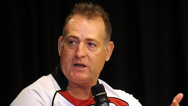 Former Australian rugby player David Campese (AFP)