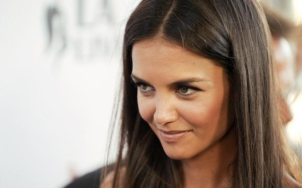 Katie Holmes a Broadway Baby Once More