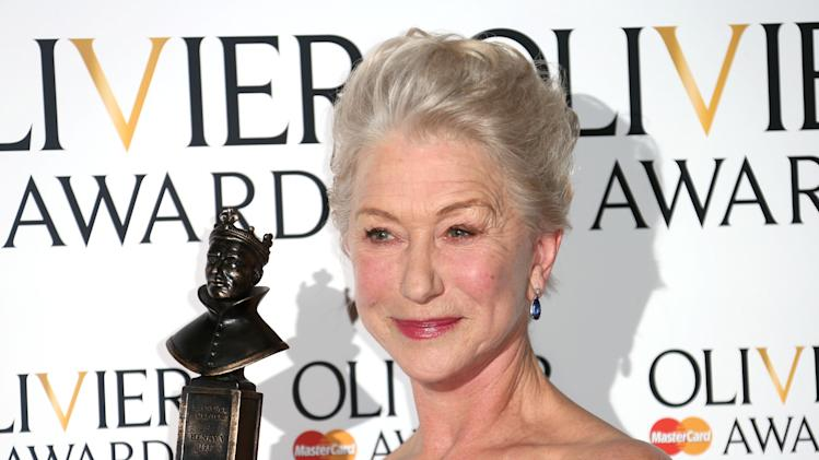 Helen Mirren talks royalty and 'Doctor Who'