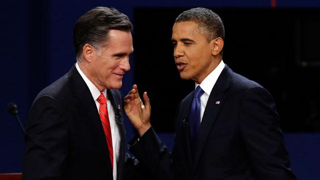 Mitt Romney Has Lunch with the President: What Will Be Discussed?
