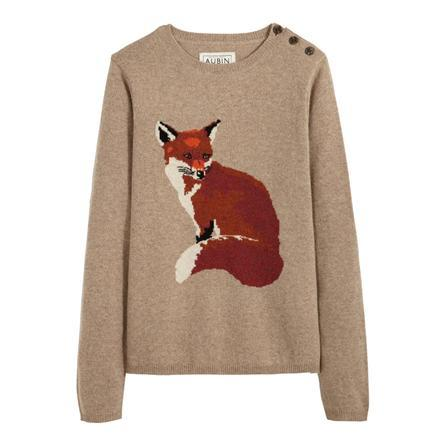 Portland Fox Jumper