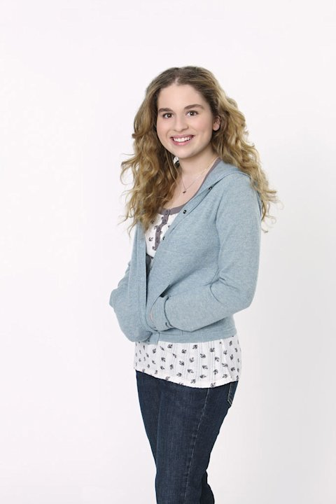 "Allie Grant stars as Lisa in ""Suburgatory."""