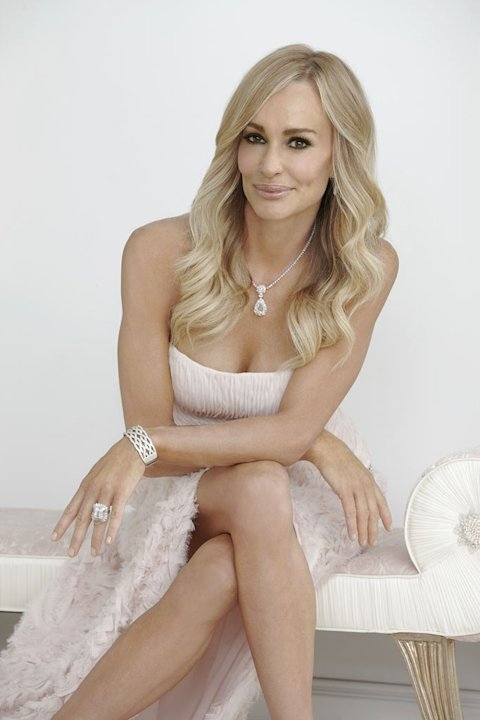 "Taylor Armstrong in ""The Real Housewives of Beverly Hills."""